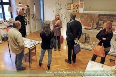 Archäquaria-Führung durch Doris Kornfeld / Mai 2019
