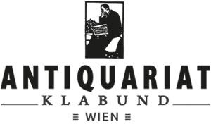 Kleines Logo: Antiquariat Klabund, Wien